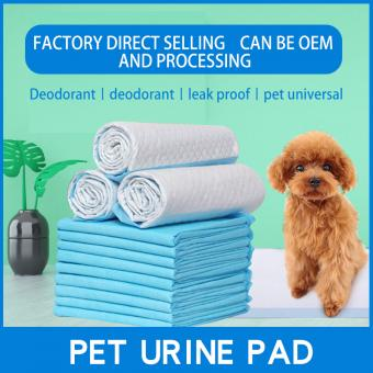 Wholesale dog underpad pet bed sheet